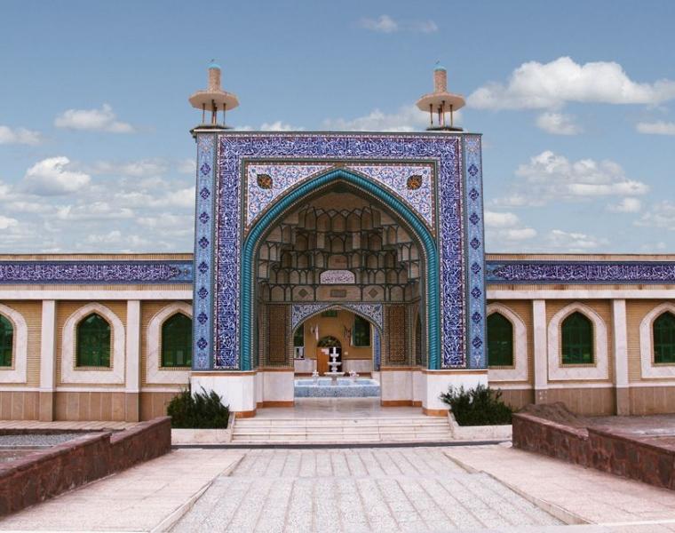 مسجد دانشگاه آزاد اسلامی واحد پرند