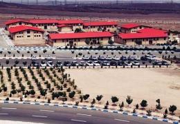 کارگاه و سوله های آموزشی دانشگاه آزاد اسلامی واحد پرند