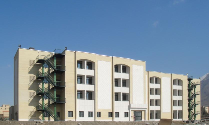 خوابگاه دانشجویی دانشگاه هنر تهران