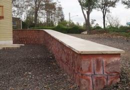 محوطه سازی خوابگاه دانشگاه زنجان