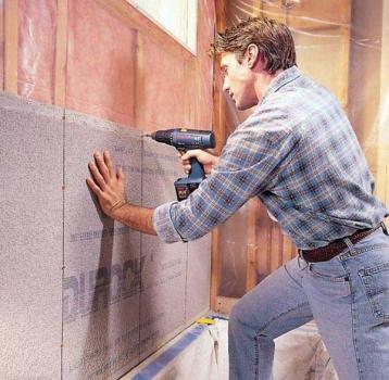 روشهای اتصال سنگ پلاک در دیوار