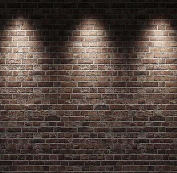 دیوارهای آجری