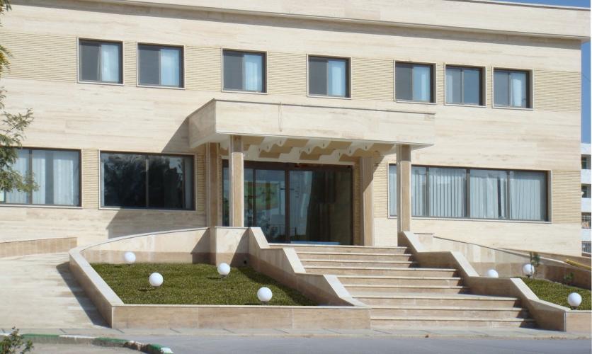 احداث اورژانس بیمارستان فاطمه الزهرا (س)
